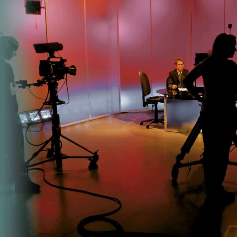 Media training and coaching services